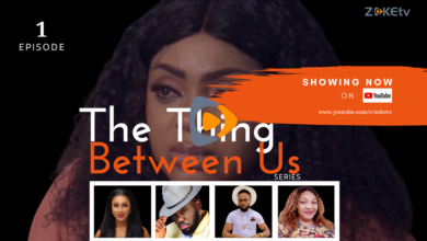 The Thing Between Us - Episode 1