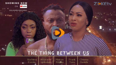 The Thing Between Us - Episode 2